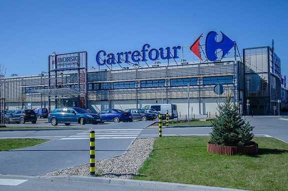 carrefour hipermarket gdansk