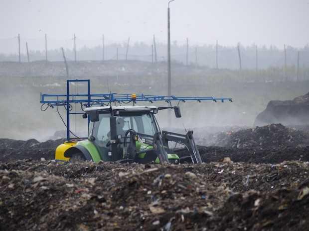 Budowa kompostowni na gdańskich Szadółkach
