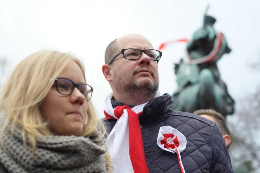 Paweł Adamowicz Prezydent Gdańska