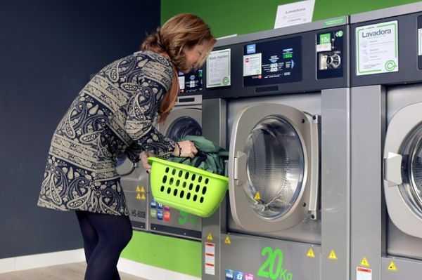 wyposazenie pralni pralki przemyslowe skantrade 1