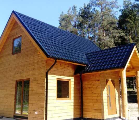 Domy drewniane szkieletowe Pomorskie Gdańsk Góra 4