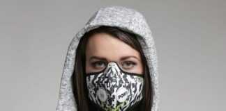 maska antysmogowa respro