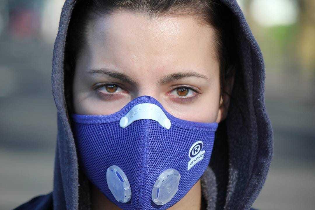 Maska antysmogowa Respro 1