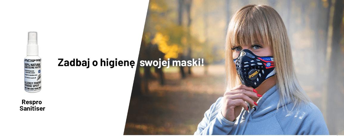 Maski antysmogowe respro czyszczenie masek antysmogowych