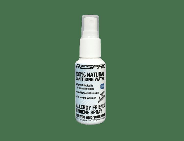 Respro sanitisier preparat dezynfekujący maski antysmogowe 1