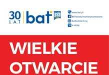 Wielkie otwarcie BAT Gdańsk Gazetka promocyjna 1