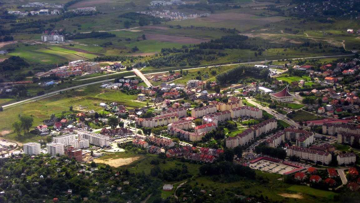 Panorama Jasienia