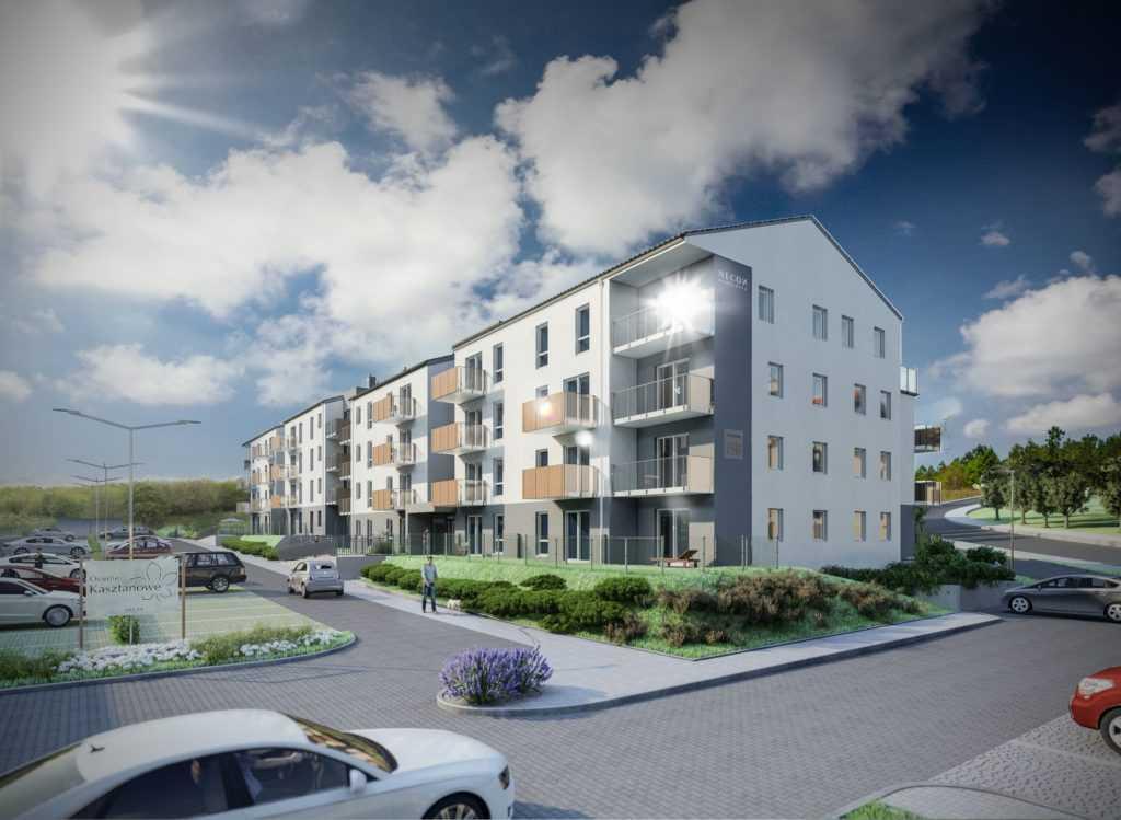 Nowe mieszkania Gdańsk Południe Borkowo Kowale deweloper Necon 1024x749
